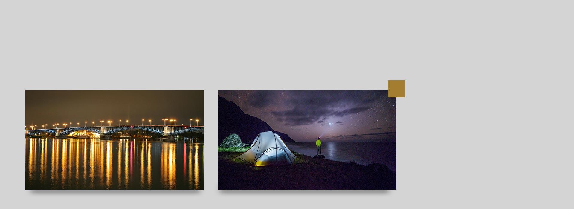 Exposures for Night Photography - عکاسی در شب