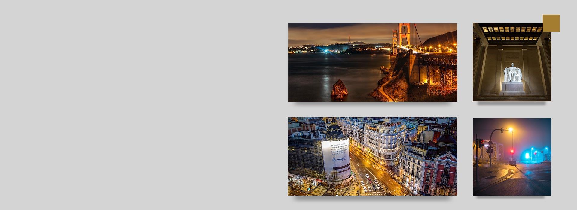 Lens hood night photography - عکاسی در شب