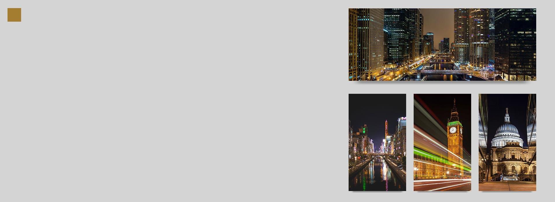 Overlooks and Vistas photography - عکاسی در شب