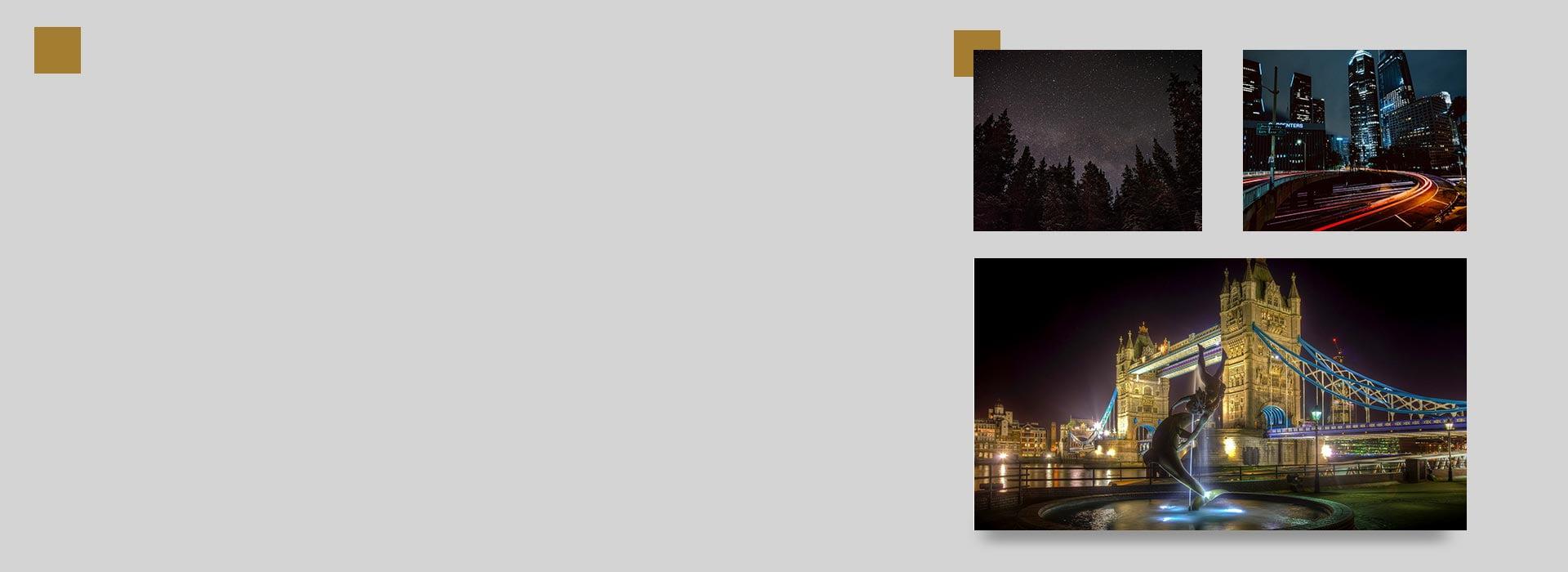 Shutter Speed - عکاسی در شب
