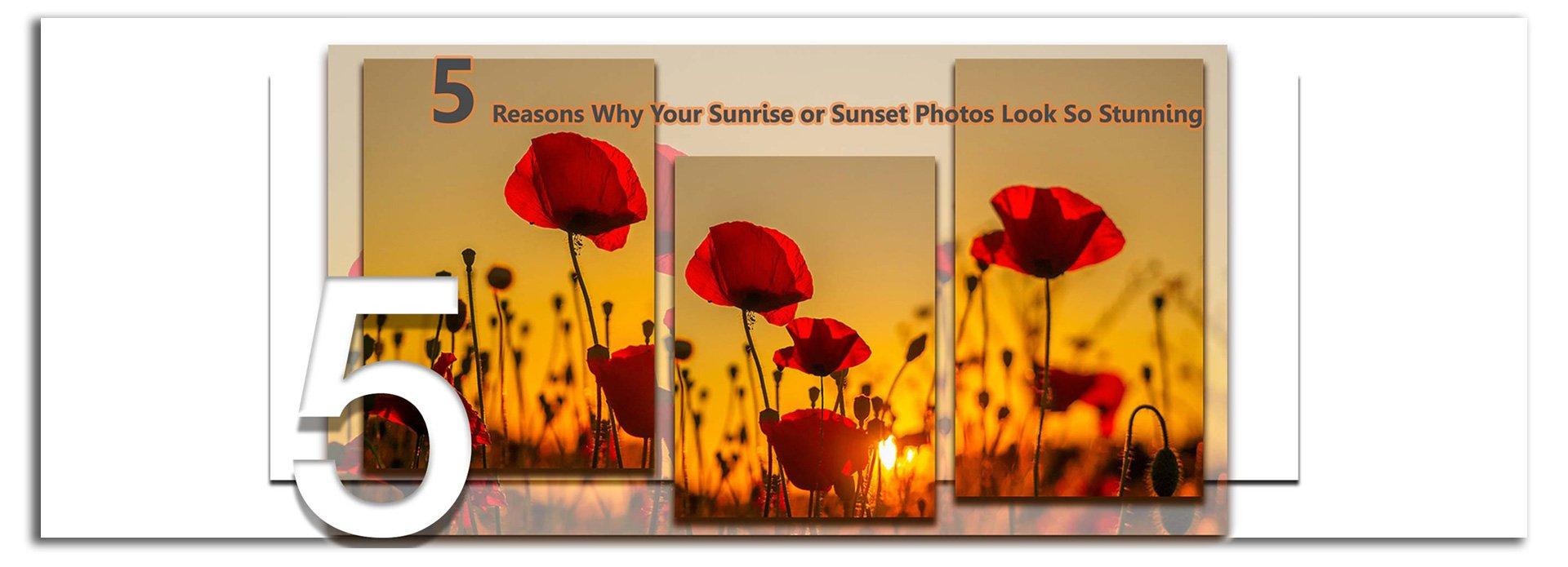 Sunrise or Sunset Photos  Stunning1 2 - عکاسی از طلوع و غروب و 5 دلیل برای عدم جذابیت عکس های شما