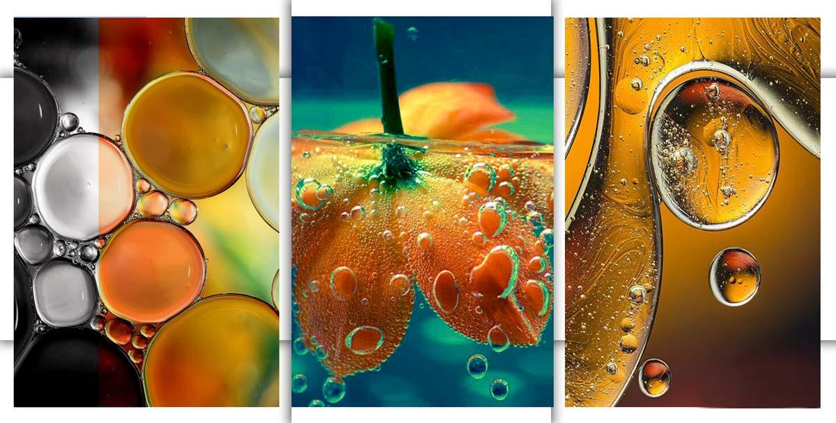 Water photographys 02s - 9 ایده ی عکاسی از آب برای نمایش پاشیدن قطرات آب