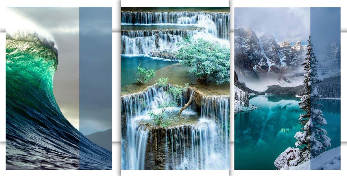 Water photographys 04s - 9 ایده ی عکاسی از آب برای نمایش پاشیدن قطرات آب