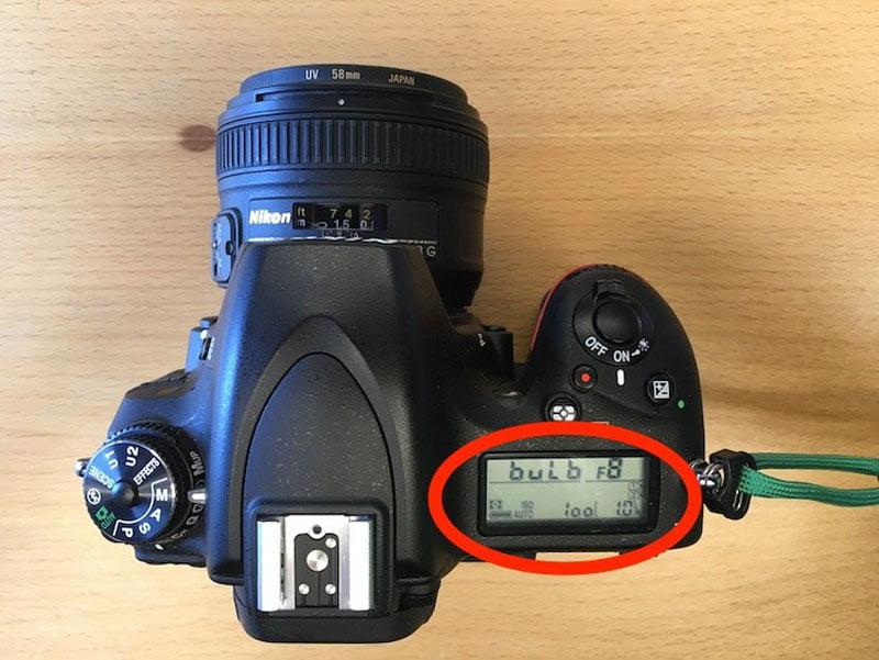 akasi bulb mode5 - نحوه استفاده از مد bulb برای عکاسی با نوردهی بالا