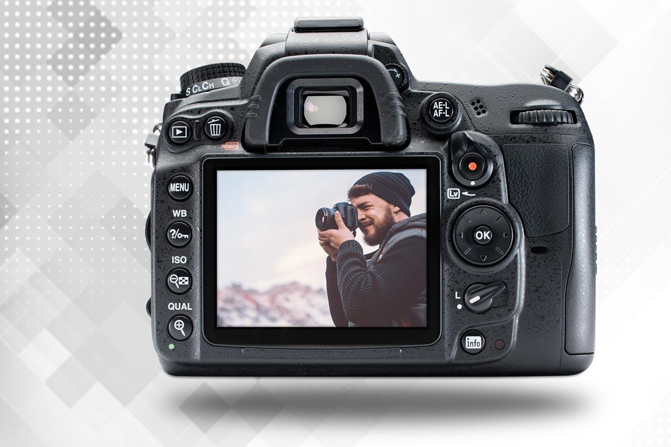 photographer - 5 تمرین ساده برای تقویت مهارت عکاسی