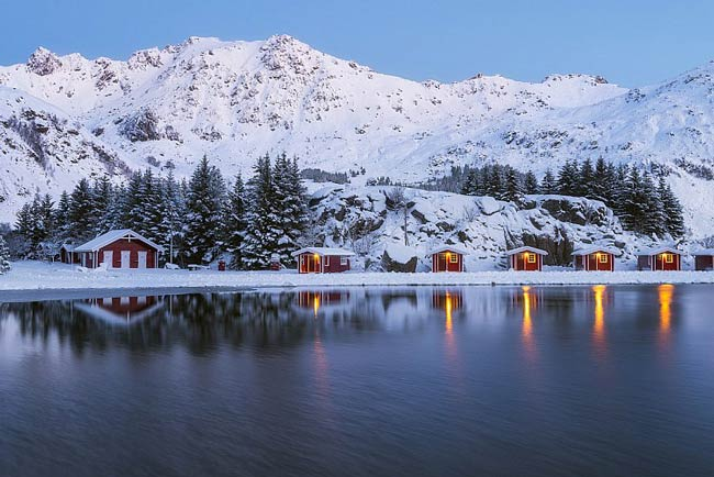 winter landscape photography tips - 5 ترفند برای عکاسی از مناظر زمستانی