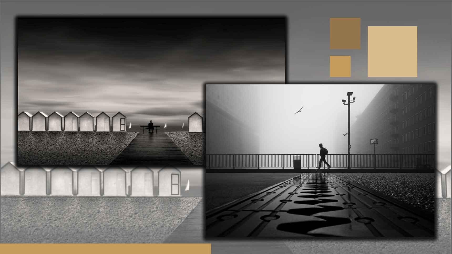 Black and White World 2 - چگونه می توان تصاویر را تک رنگ فرض کرد؟