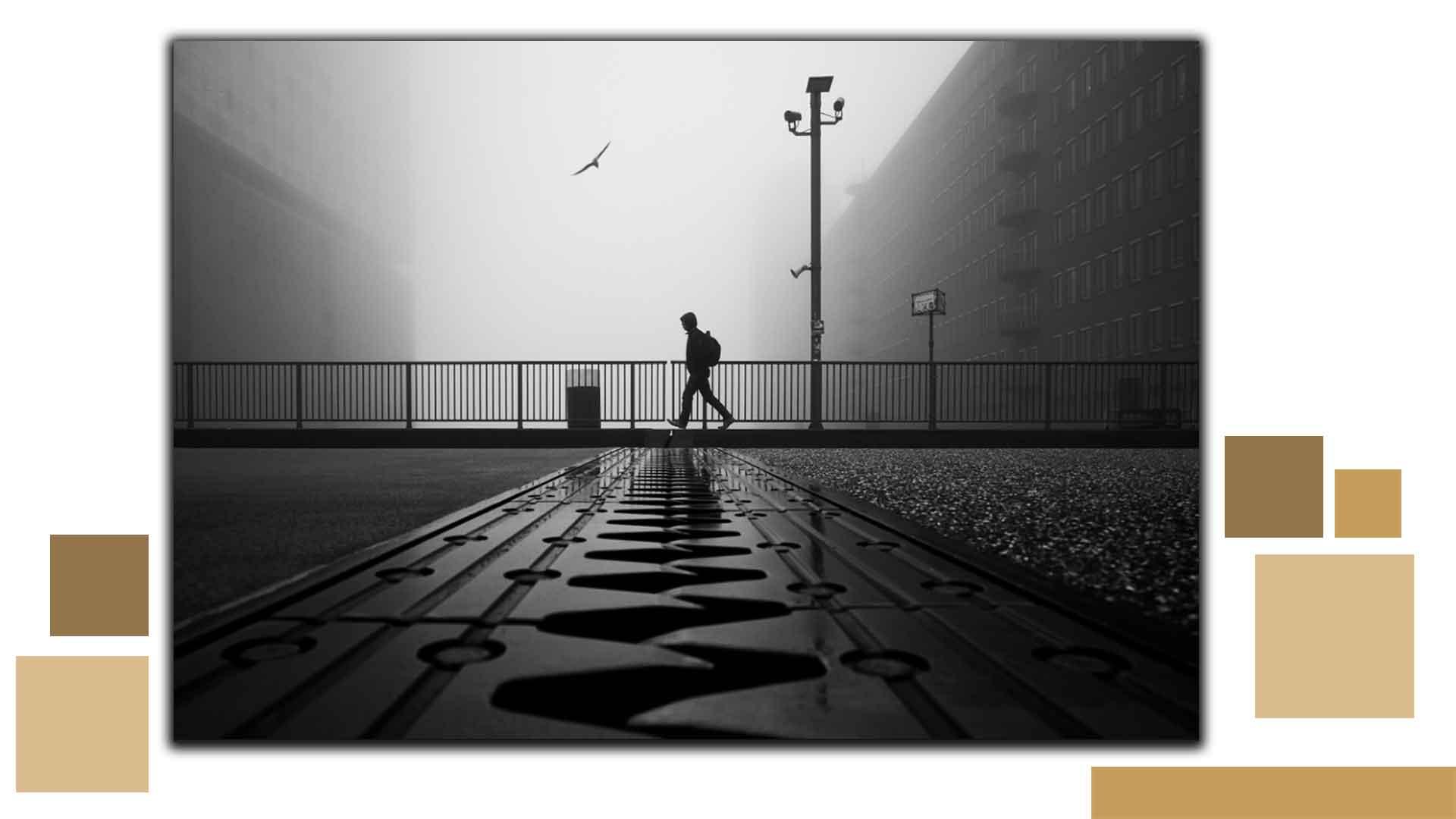 Black and White World 6 - چگونه می توان تصاویر را تک رنگ فرض کرد؟