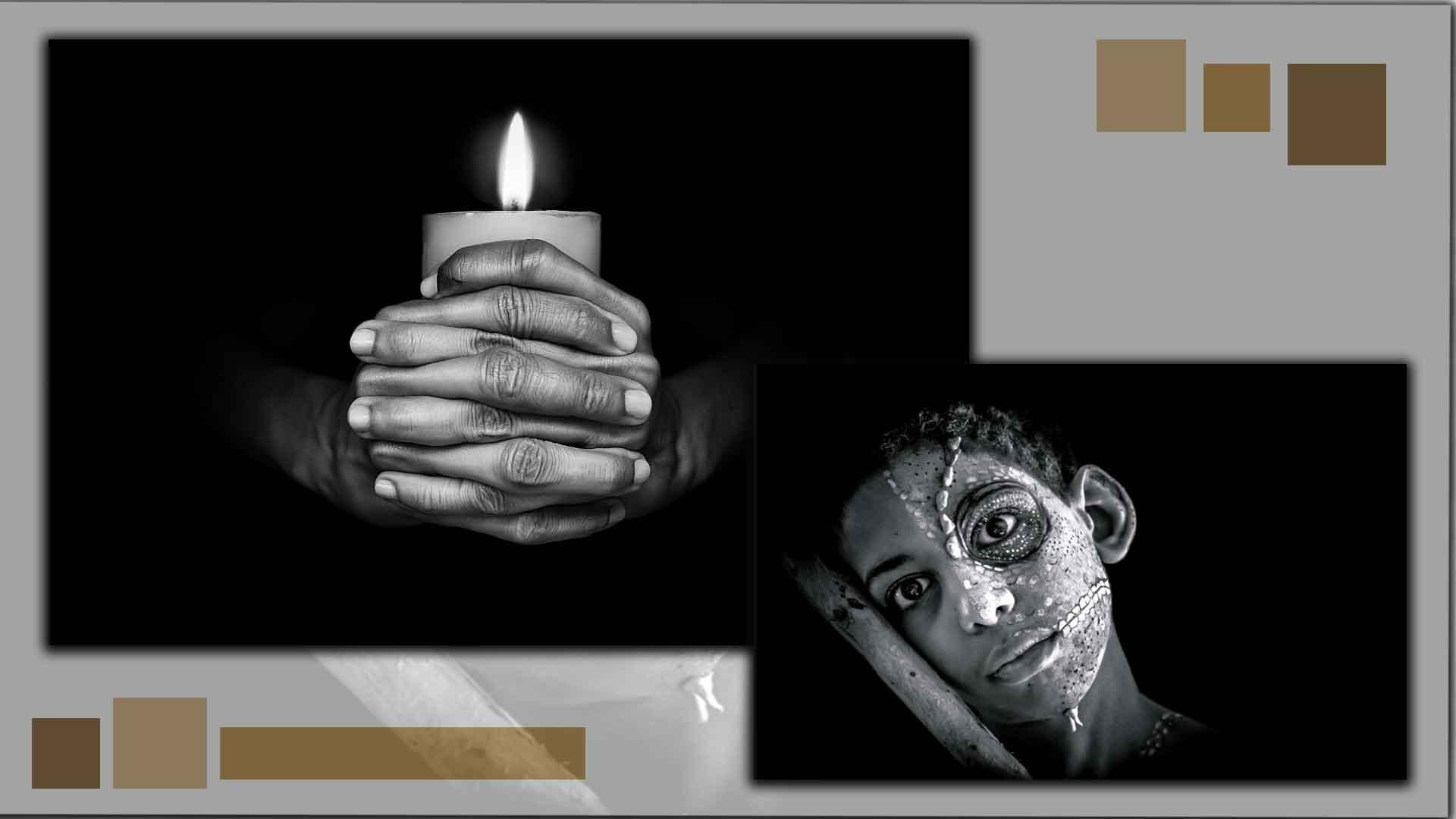 Black and White World 9 - چگونه می توان تصاویر را تک رنگ فرض کرد؟
