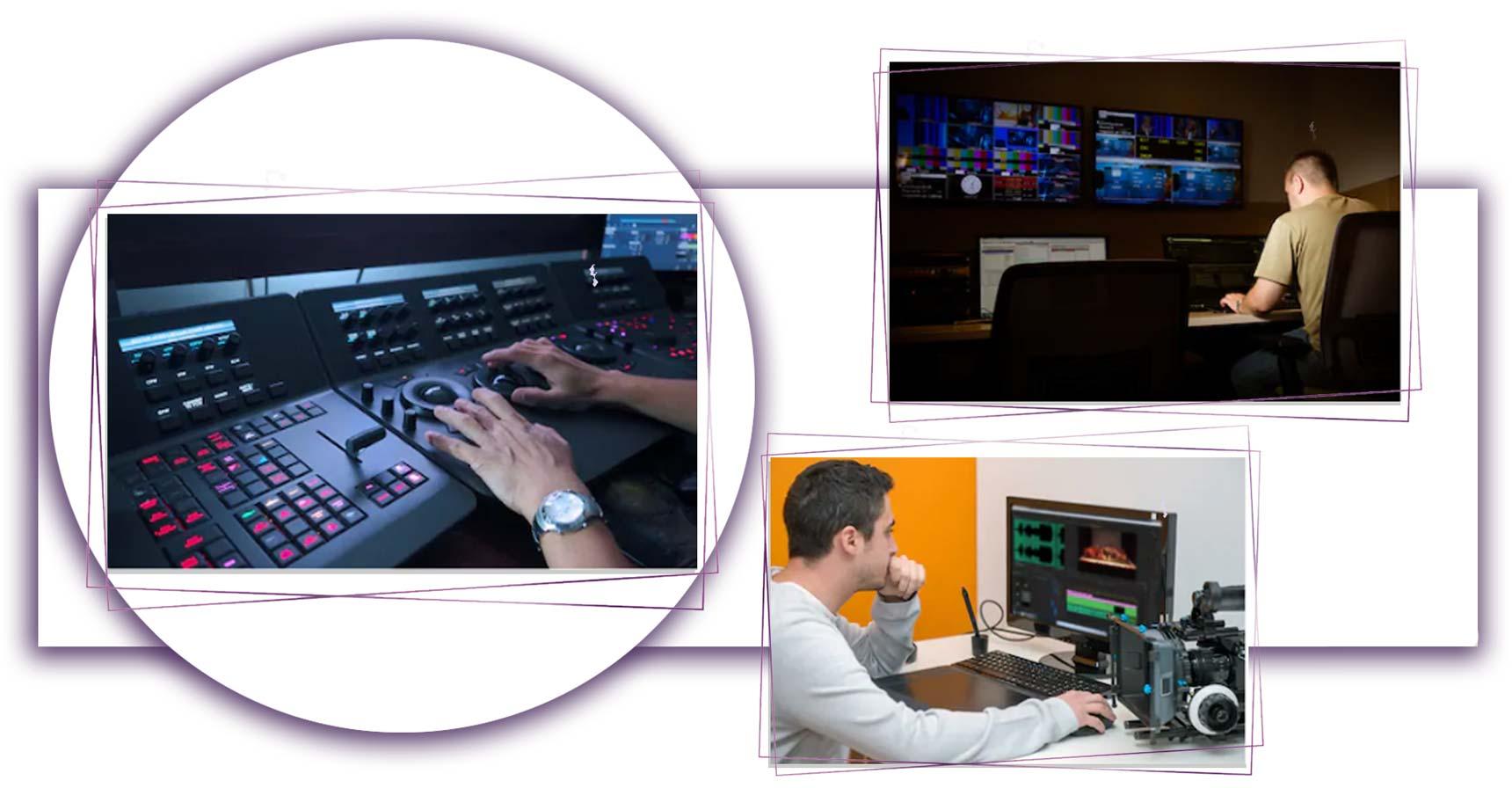 Editing 3 - کار تدوینگر چیست ؟ معرفی شغل تدوینگر