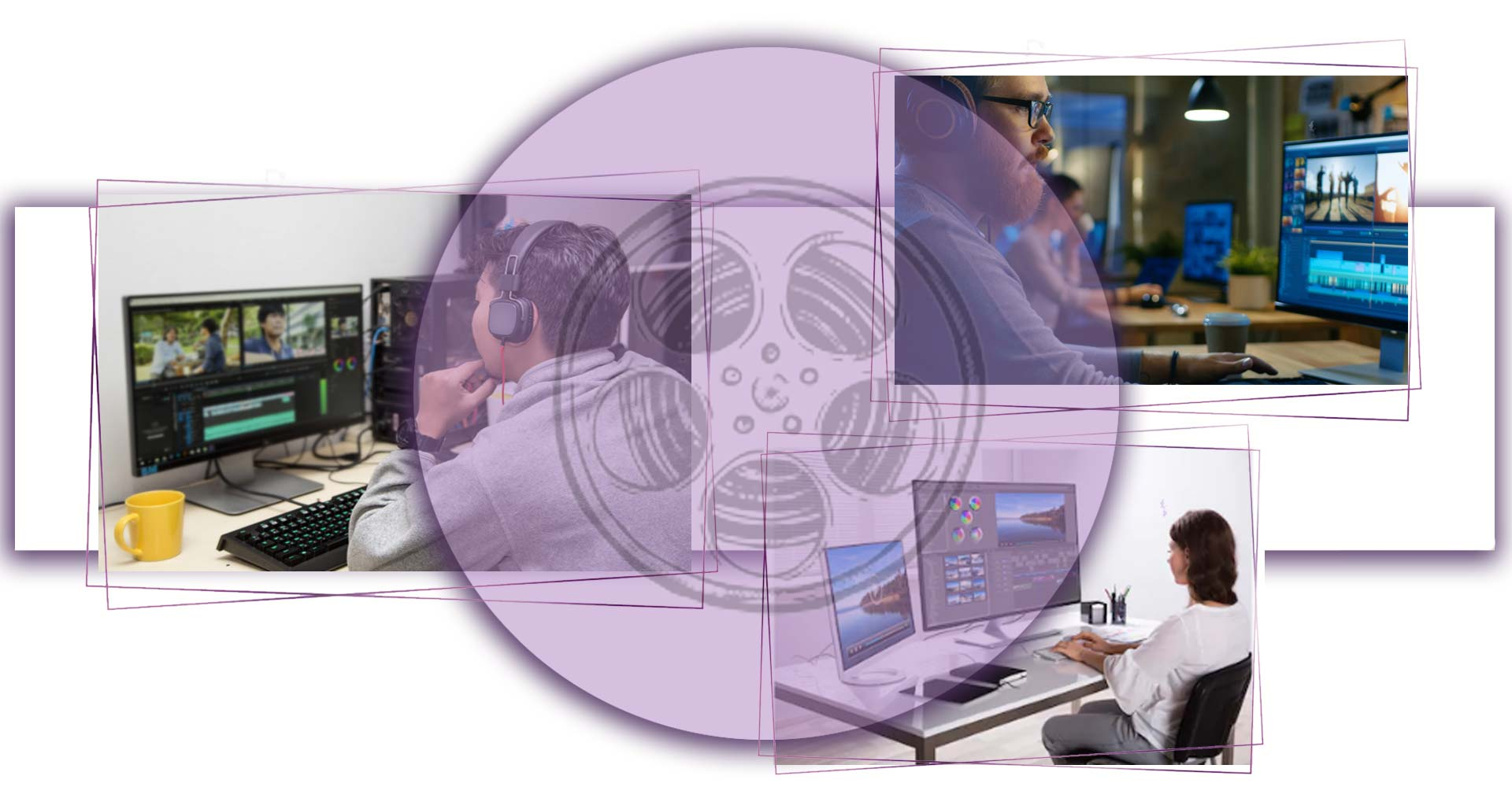 Editing 5 - کار تدوینگر چیست ؟ معرفی شغل تدوینگر