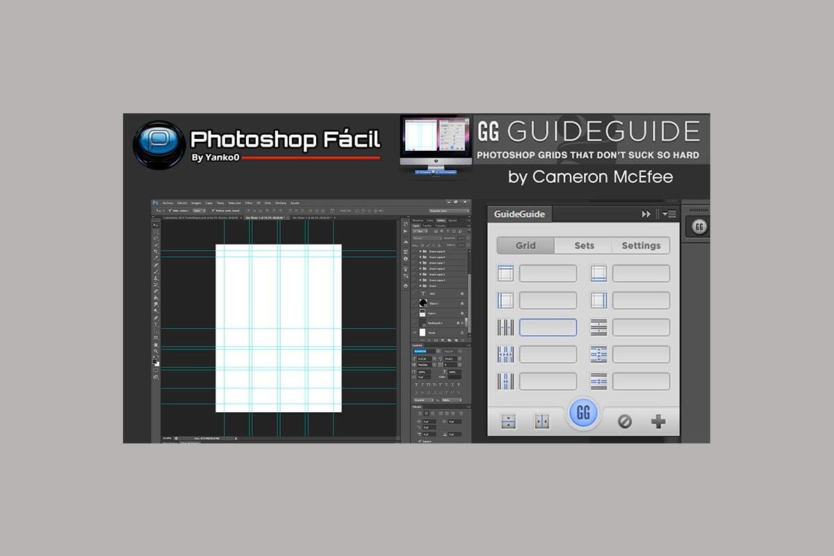 GuideGuide - 38 تا از برترین پلاگین های فتوشاپ