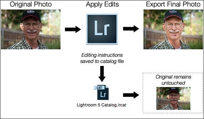 Lightroom Editing Workflow - فتوشاپ یا لایت روم ، بررسی تفاوت های این دو نرم افزار