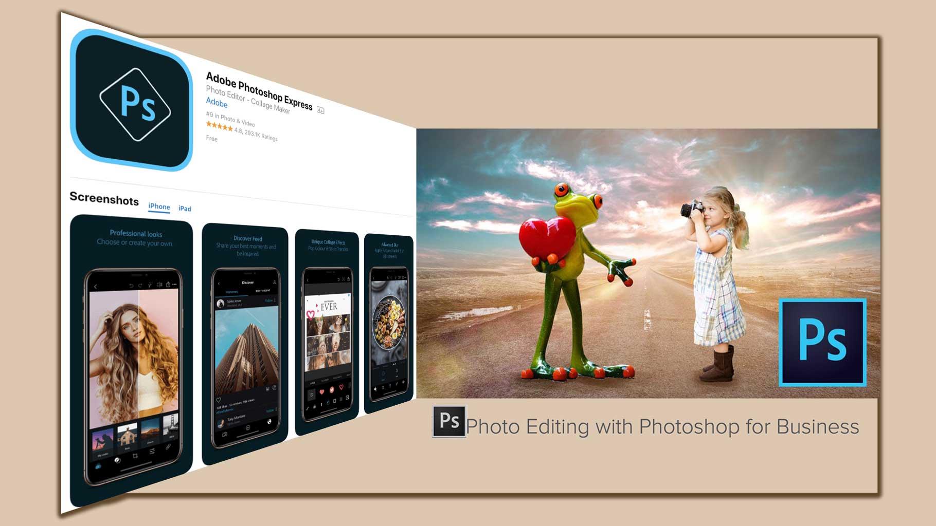 Photo editing  Photoshop 111 - 8 تا از مزایای اصلی ویرایش عکس با فتوشاپ برای کسب و کارتان