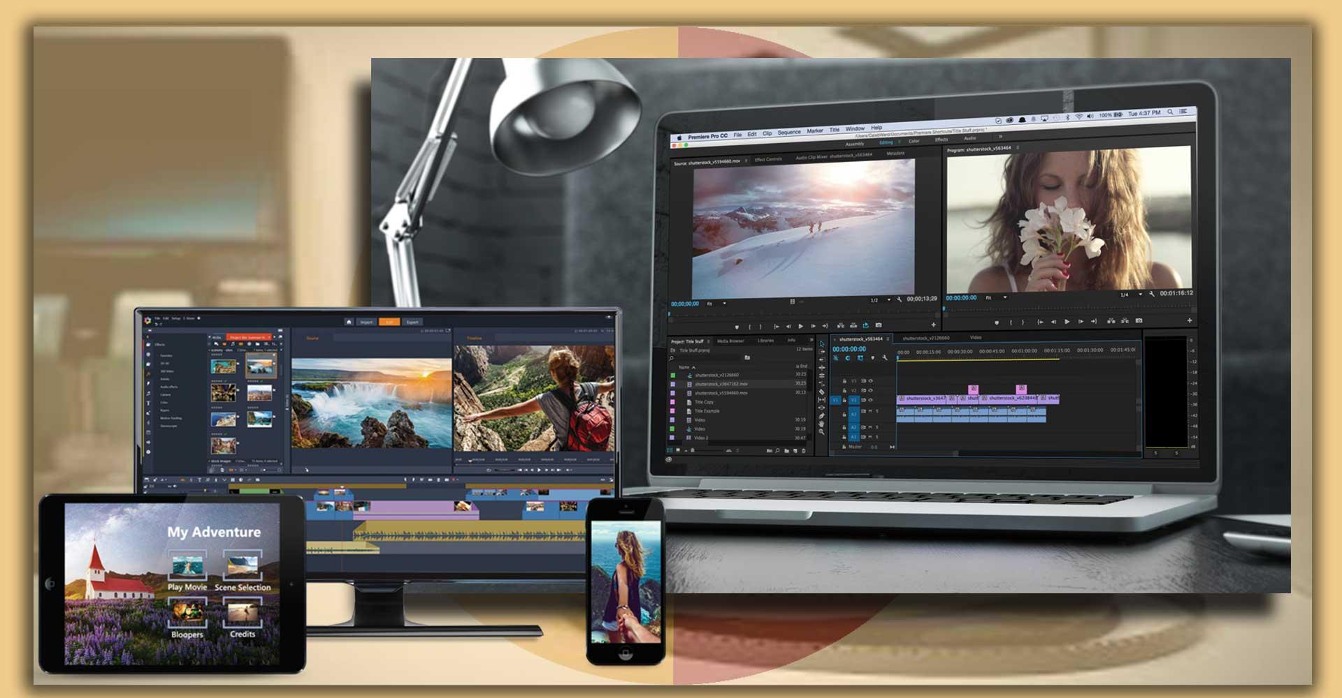 Video Editing bes4 - چگونه تدوینگر شویم ؟ 5 روش