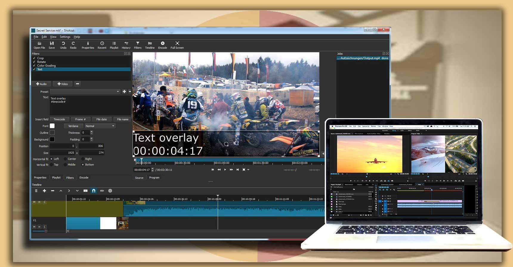 Video Editing best3 - چگونه تدوینگر شویم ؟ 5 روش