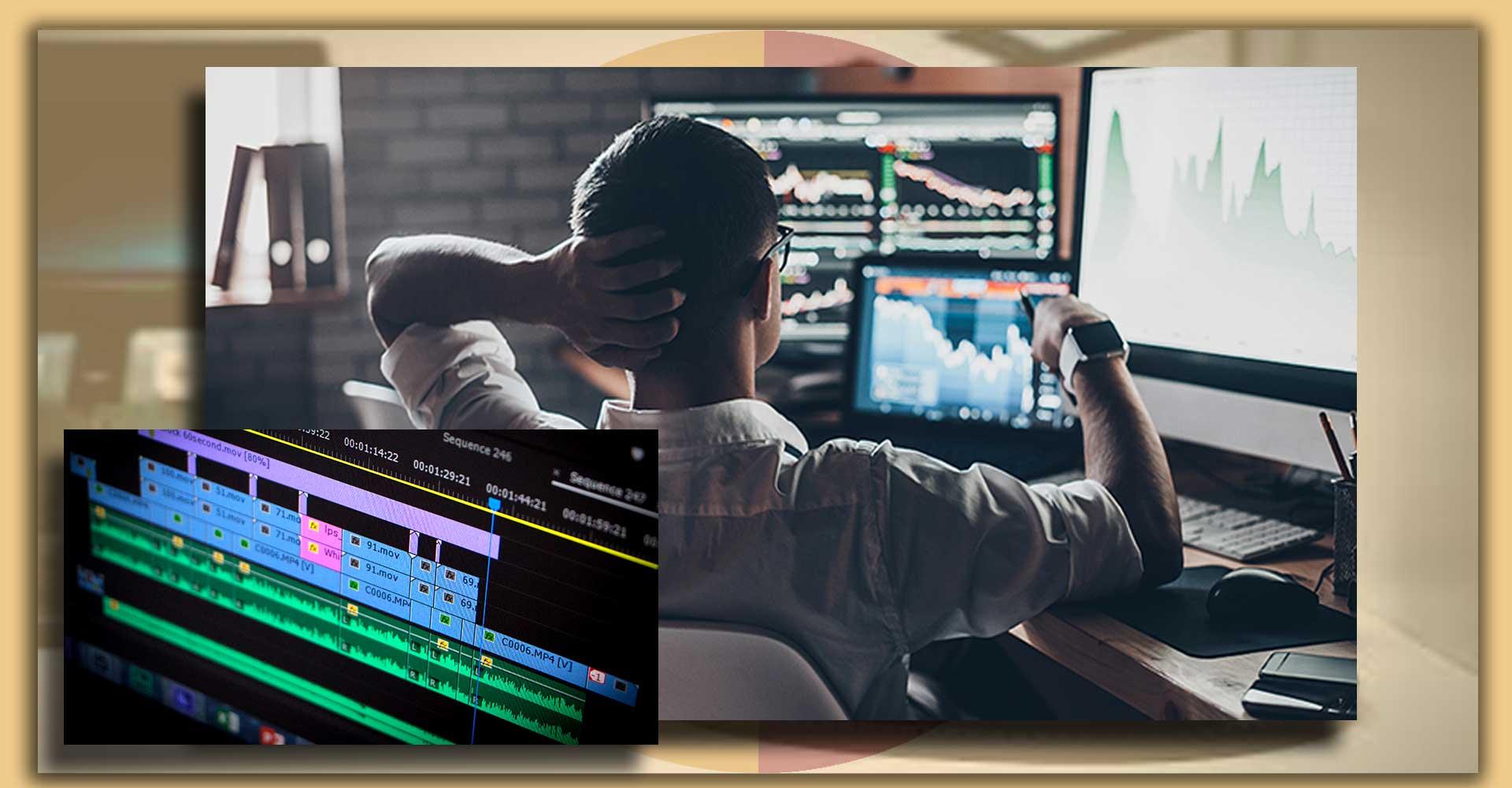 Video Editing best5 - چگونه تدوینگر شویم ؟ 5 روش