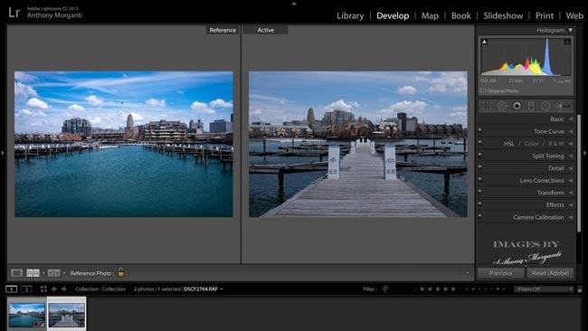 lightroom - فتوشاپ یا لایت روم ، بررسی تفاوت های این دو نرم افزار