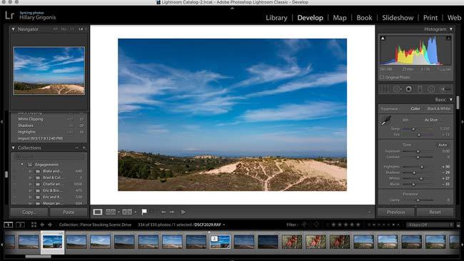 lightroom 3 - فتوشاپ یا لایت روم ، بررسی تفاوت های این دو نرم افزار