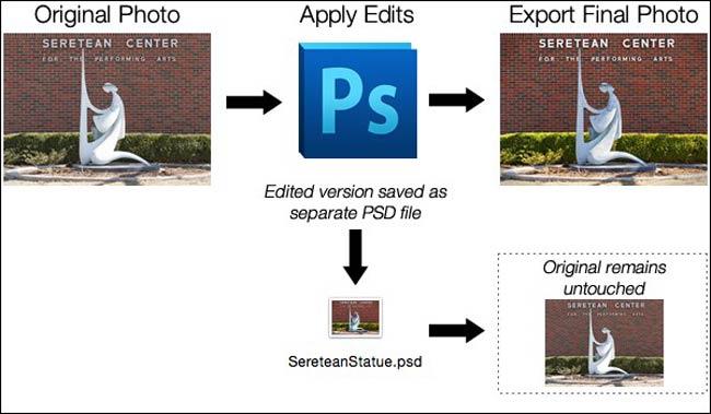 lightroom photoshop - فتوشاپ یا لایت روم ، بررسی تفاوت های این دو نرم افزار