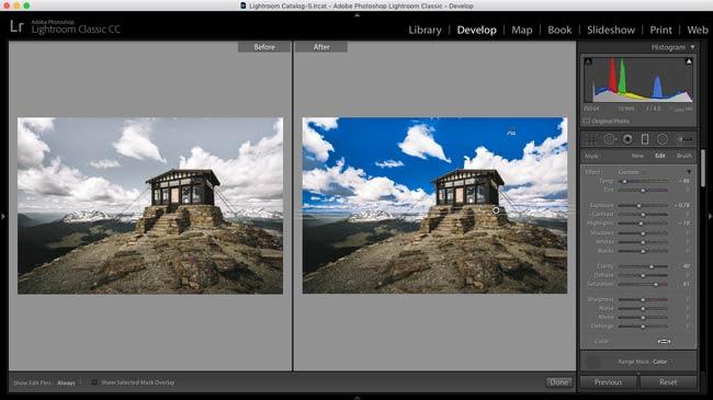 lightrppm 2 - فتوشاپ یا لایت روم ، بررسی تفاوت های این دو نرم افزار