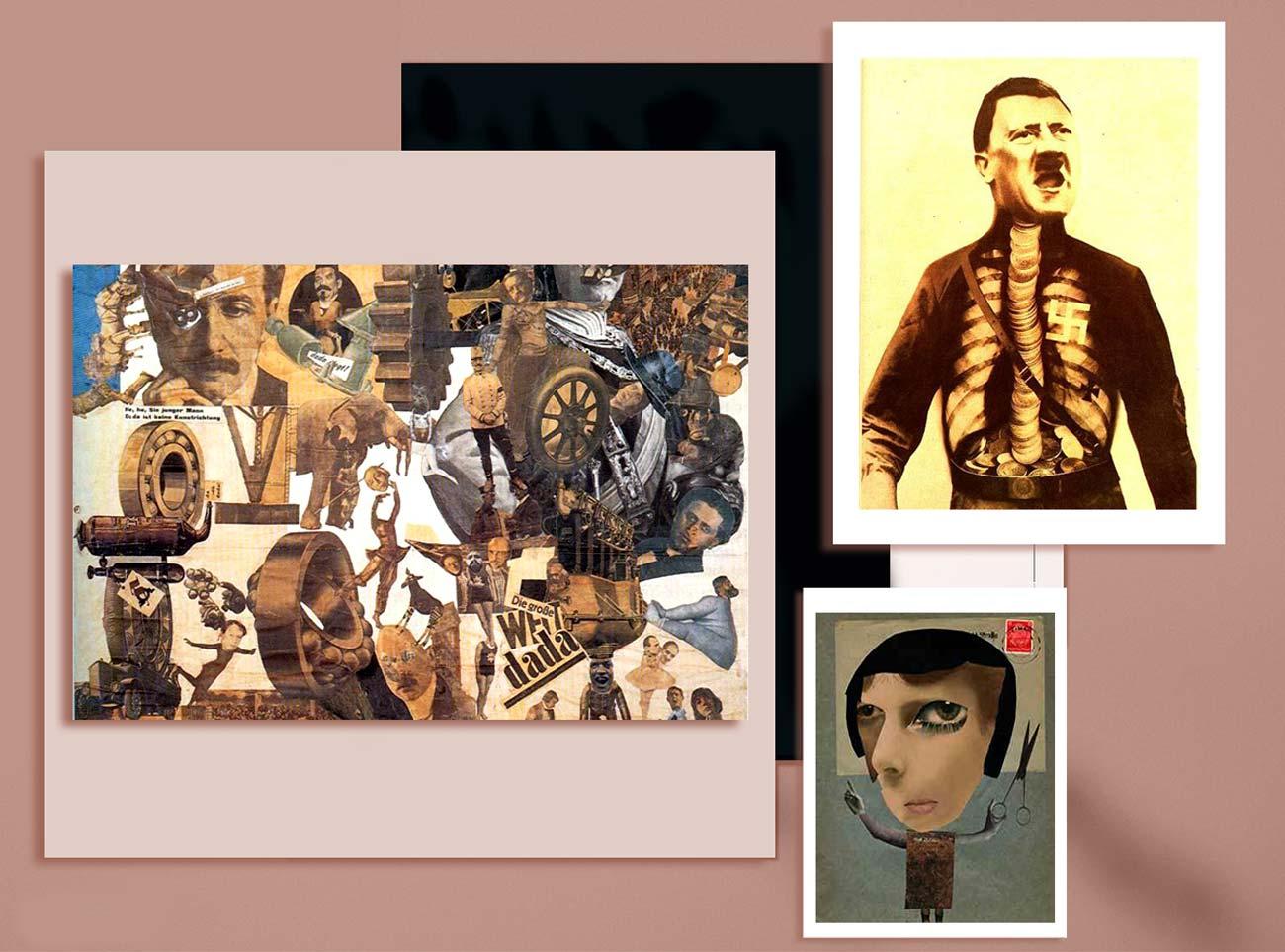 photomontage photoshop history 5 - فتومونتاژ چیست ؟