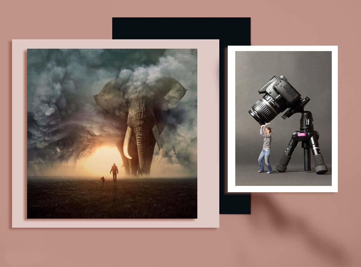 photomontage photoshop history 7 - فتومونتاژ چیست ؟