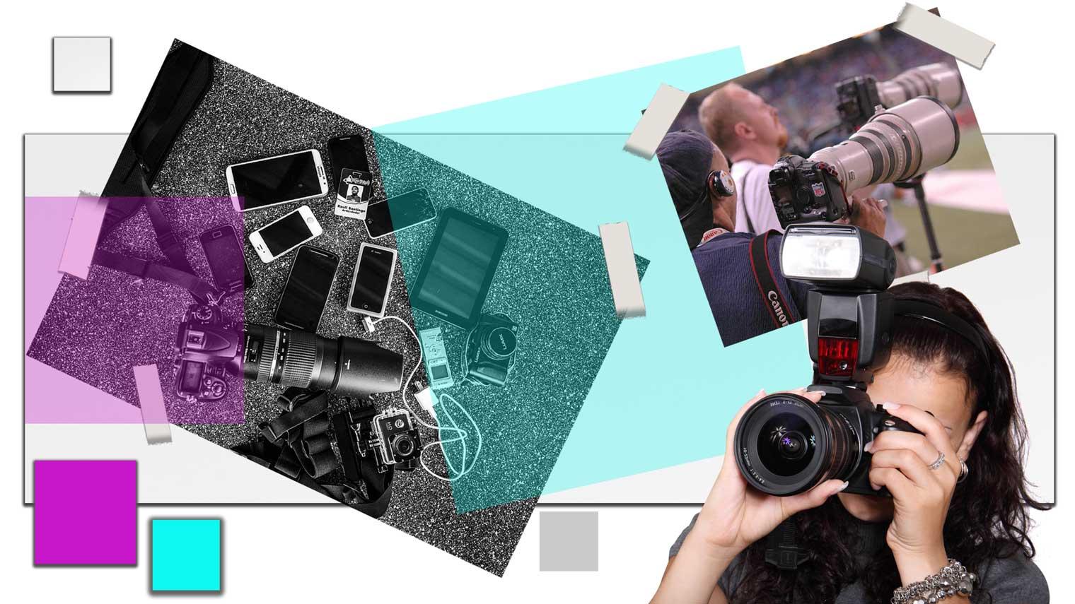 professiona1 photographe 112a - چگونه میتوان حرفه عکاسی را برای همیشه داشت ؟