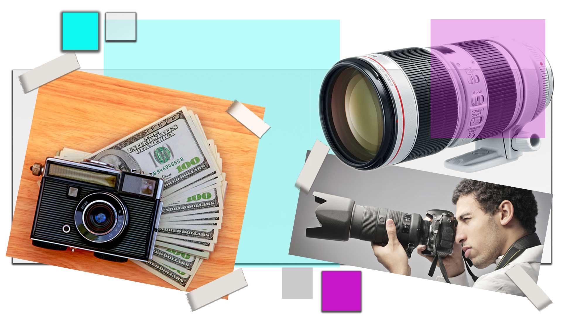 professiona1 photographe 17a - چگونه میتوان حرفه عکاسی را برای همیشه داشت ؟