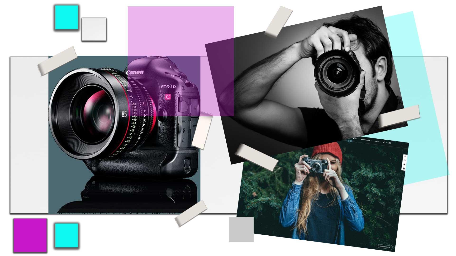 professiona1 photographe 21a - چگونه میتوان حرفه عکاسی را برای همیشه داشت ؟