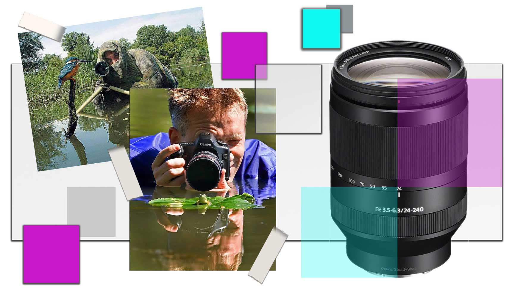 professiona1 photographe 7a - چگونه میتوان حرفه عکاسی را برای همیشه داشت ؟
