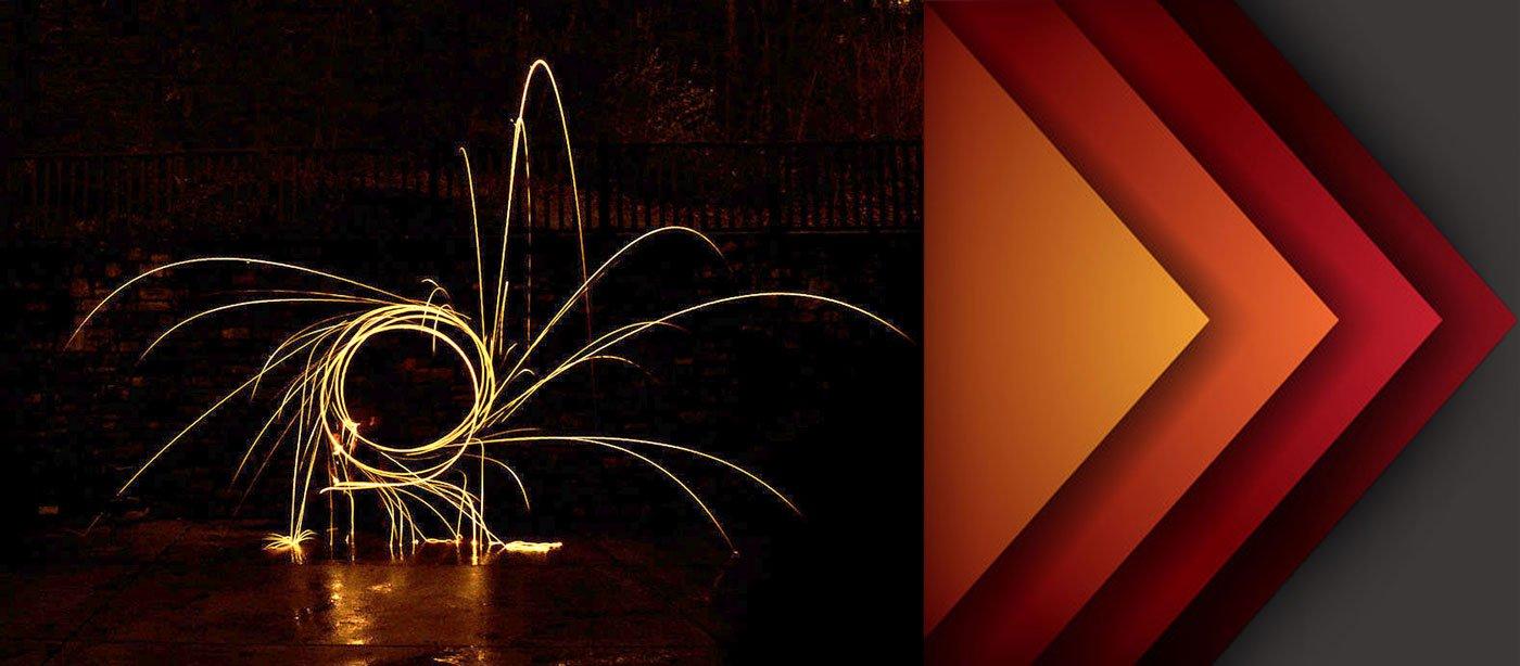Abstract  Photography21pg - 35 ایده و راهنما برای عکاسی انتراعی