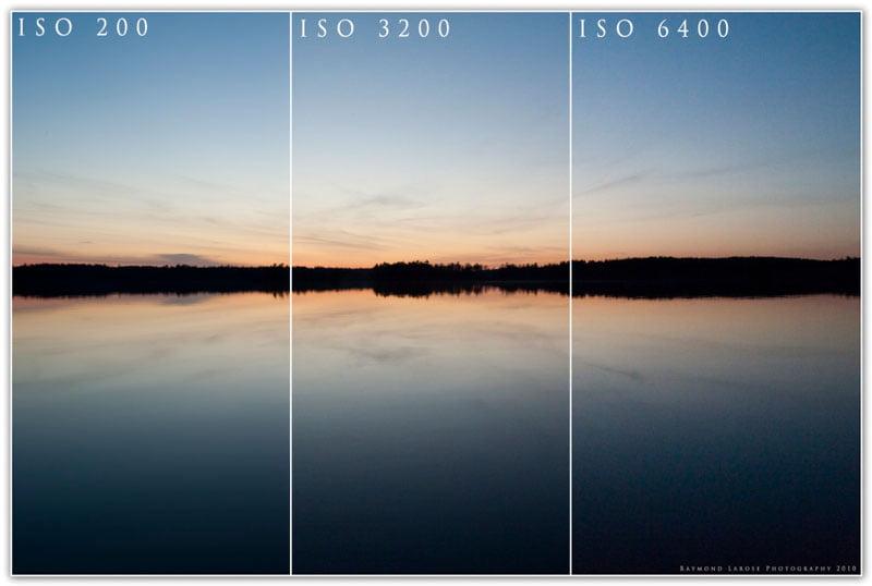 akasi iso chist16 - ISO در عکاسی چیست ؟