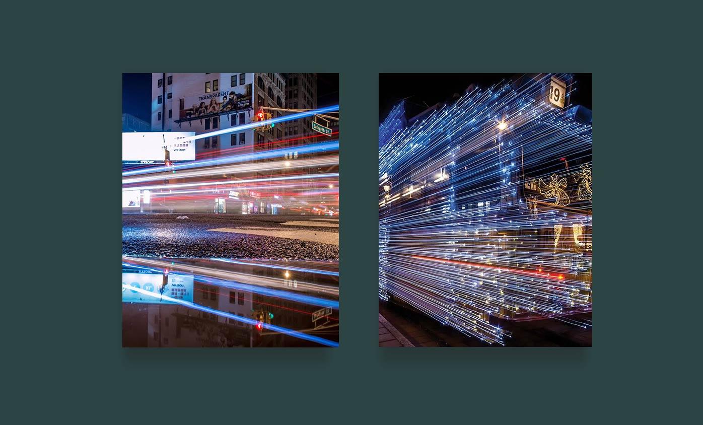 long exposure - 24 مورد از انواع عکاسی که هرکدام از آنها جهان را زیباتر کرده است