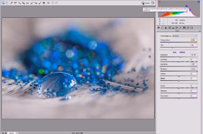 How to Create  Fantasy Macro Drop Photograph 3 - عکاسی ماکرو از قطرات آب