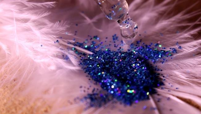How to Create Fantasy Macro Drop Photograph - عکاسی ماکرو از قطرات آب