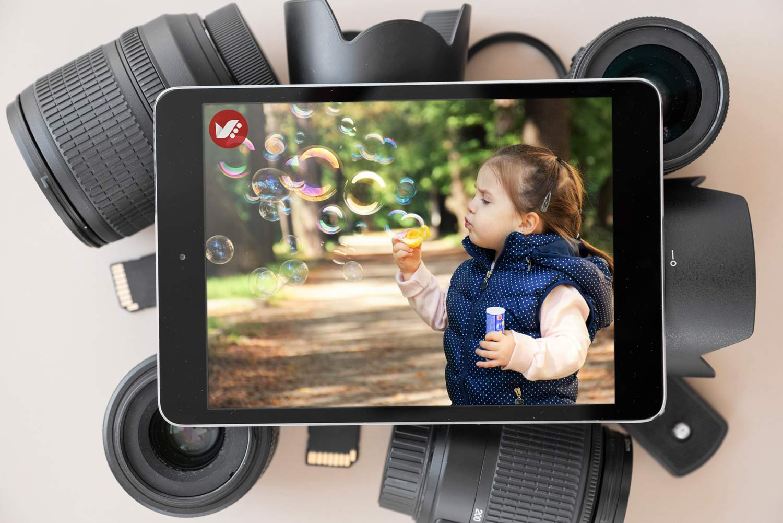 Shutter Speed for Portrai Photography - تنظیمات دوربین برای عکاسی پرتره