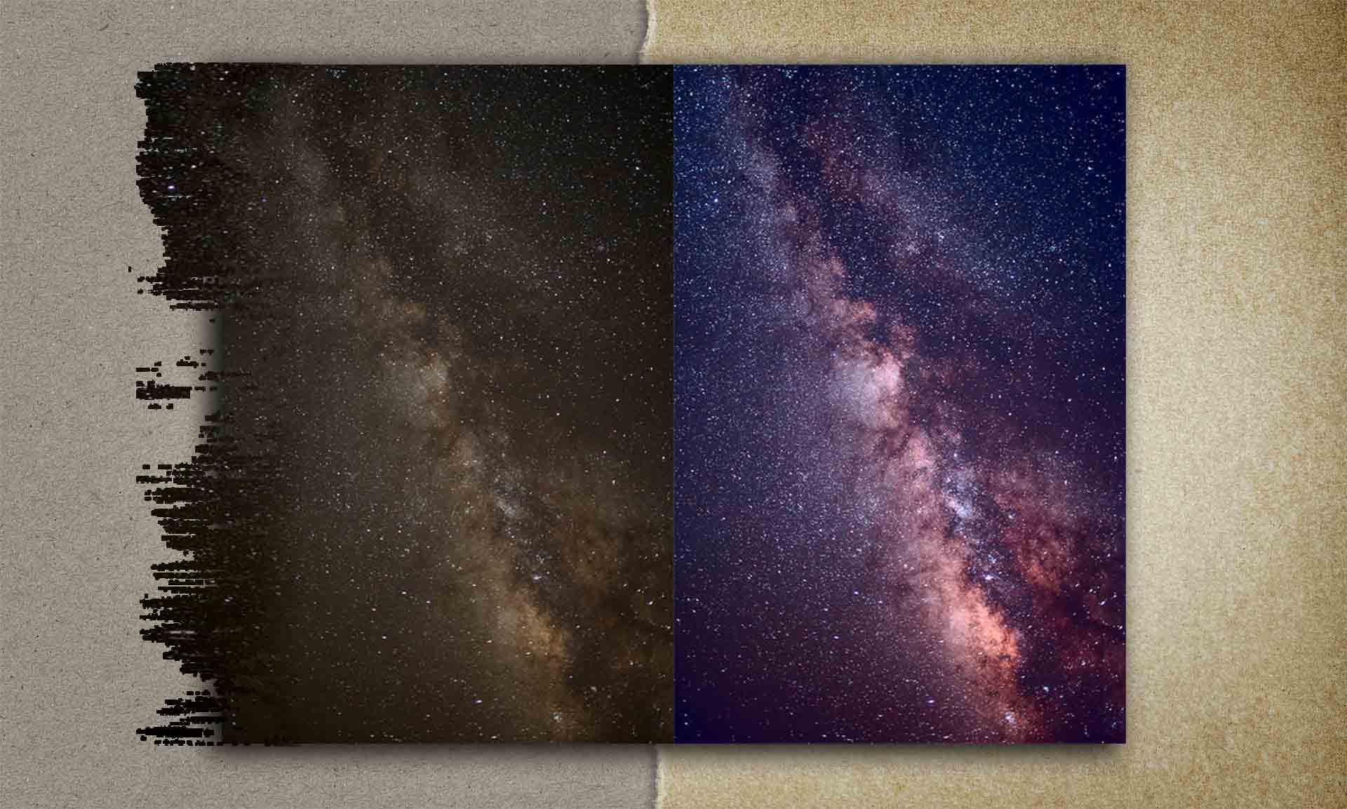 The Milky Way Galaxy Photography 1ba - روش عکاسی از کهکشان راه شیری