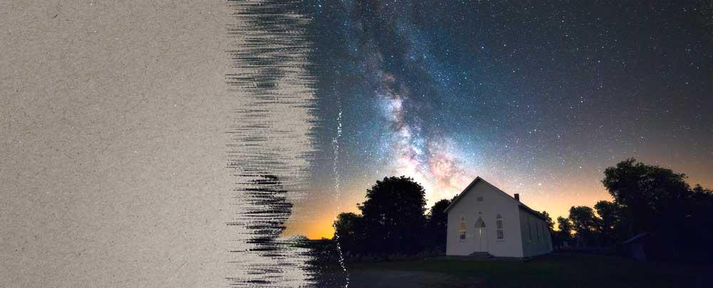 The Milky Way Galaxy Photography 3 2 - روش عکاسی از کهکشان راه شیری