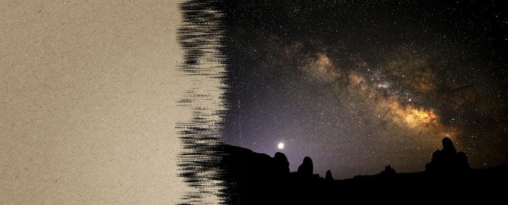 The Milky Way Galaxy Photography 5pg - روش عکاسی از کهکشان راه شیری
