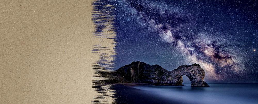 The Milky Way Galaxy Photography 7 - روش عکاسی از کهکشان راه شیری