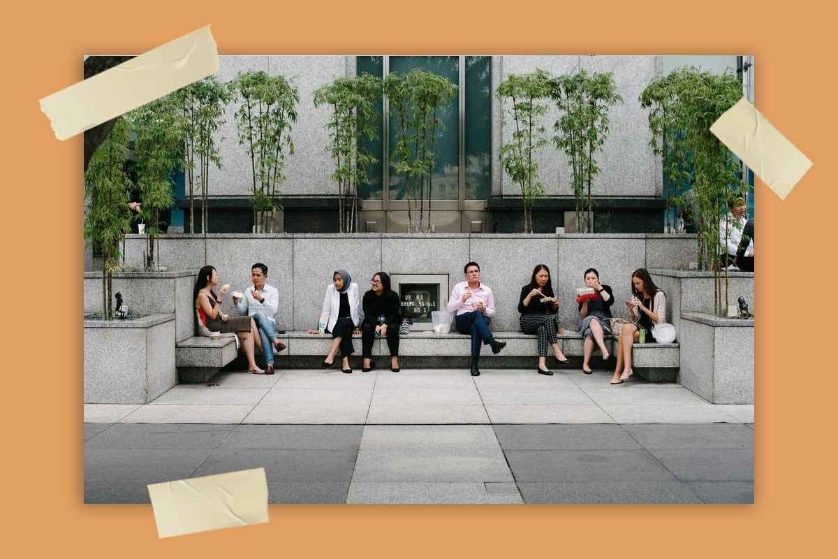 Use of wide angle lenses photography12pg - انواع لنز برای عکاسی خیابانی : لنز واید