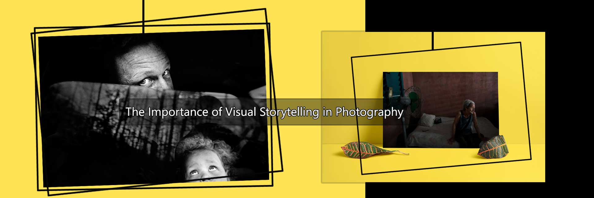Visual Storytelling in  Photography1 - روایت داستان با عکس