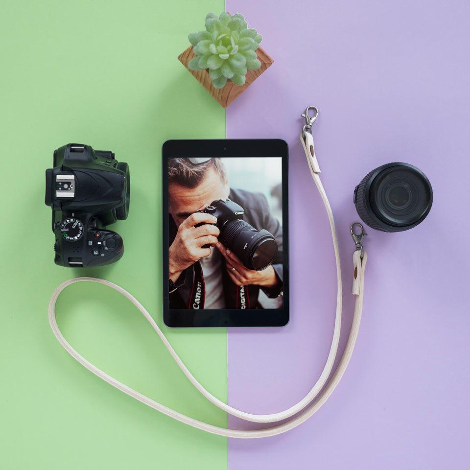 become a photographer 1 - 6 فایده عکاسی و 6 دلیل رفتن به کلاس عکاسی