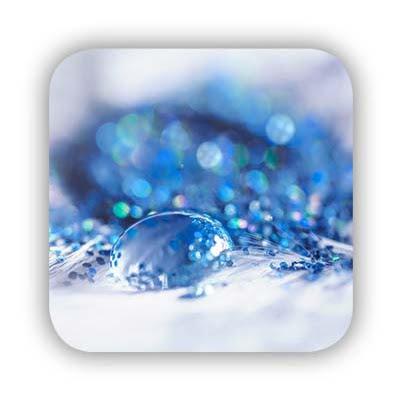 عکاسی ماکرو از قطرات آب