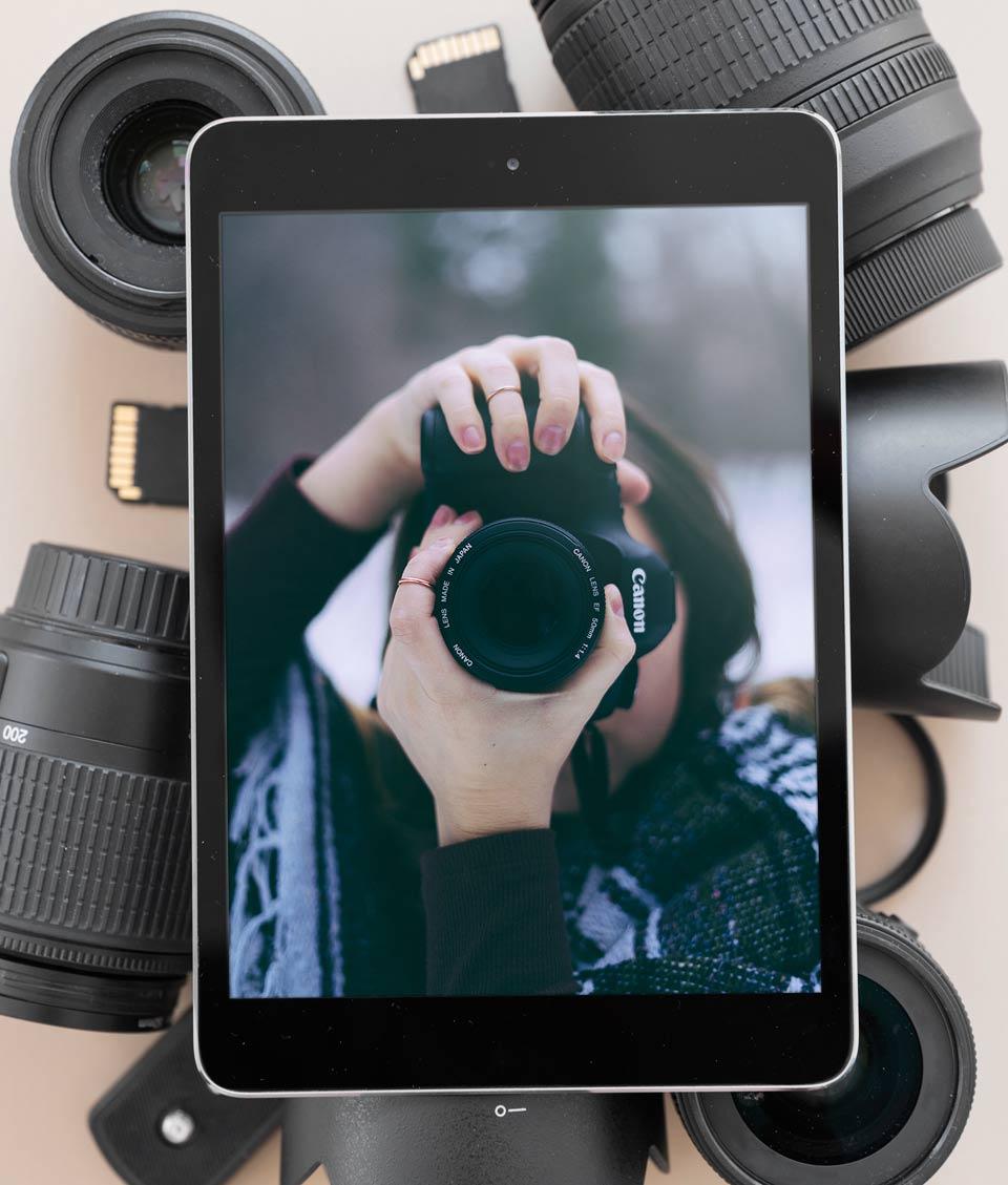 learn photography 2 - 6 فایده عکاسی و 6 دلیل رفتن به کلاس عکاسی