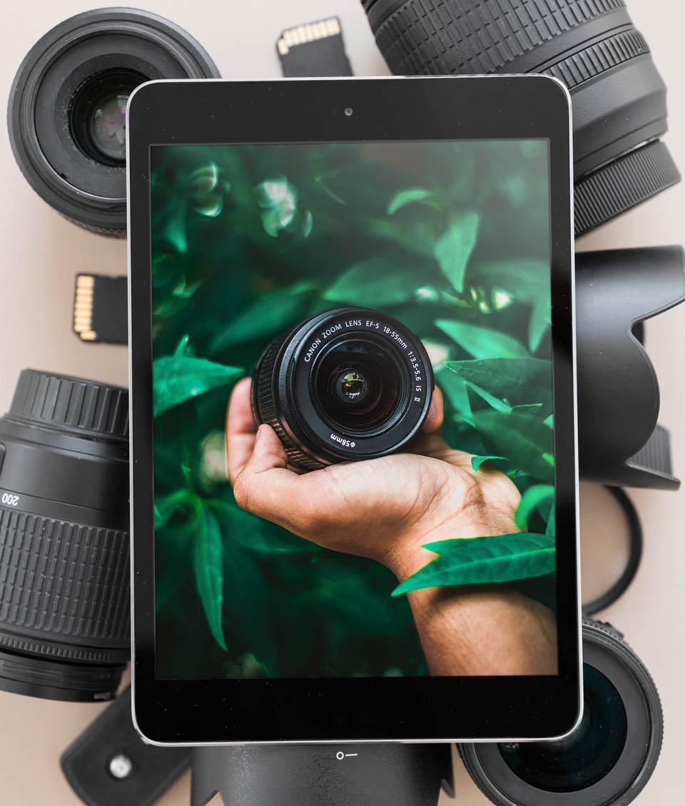 learn photography 5 - 6 فایده عکاسی و 6 دلیل رفتن به کلاس عکاسی