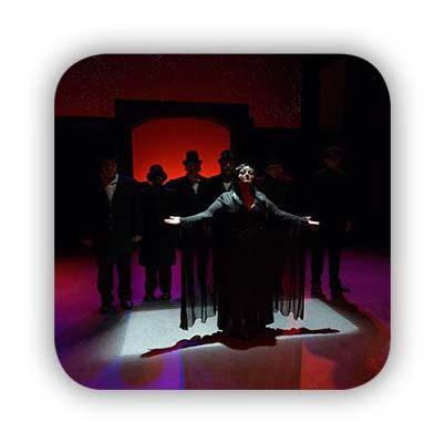 عکاسی از تئاتر
