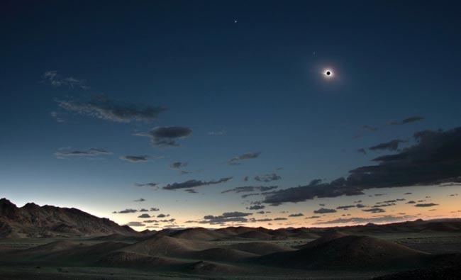eclipse photography - چگونگی عکاسی از خورشید گرفتگی