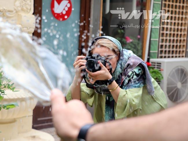 pouyaandish photography class 2 - شاتر پرده جلو الکترونیکی